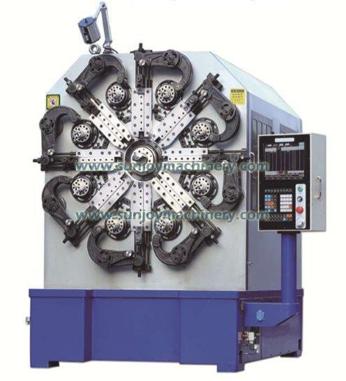 5 Axis CNC Spring Forming Machine