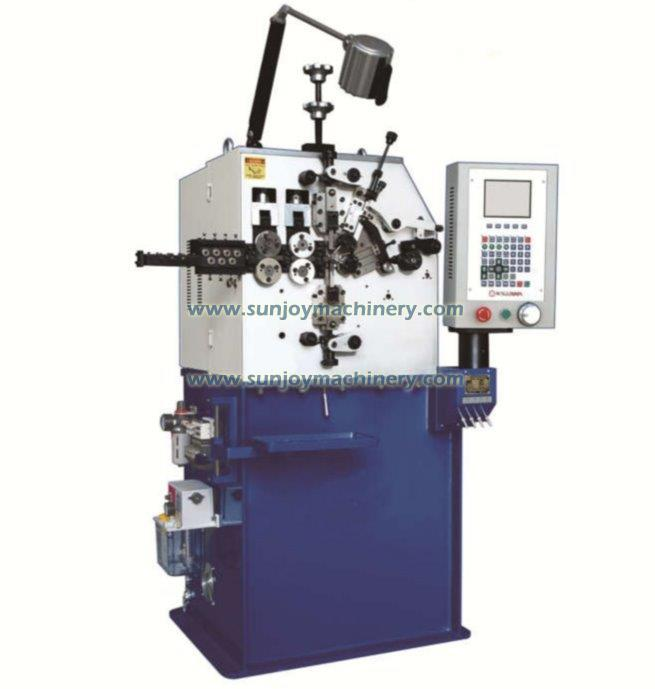 2-3 Axis CNC Spring Coil Machine